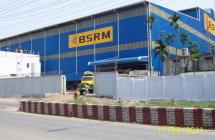 Steel Melting & Billet Casting Plant, BSRM